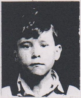Tommy Guthrie, 1939. Grade 2, Ray City School, Ray City, GA.