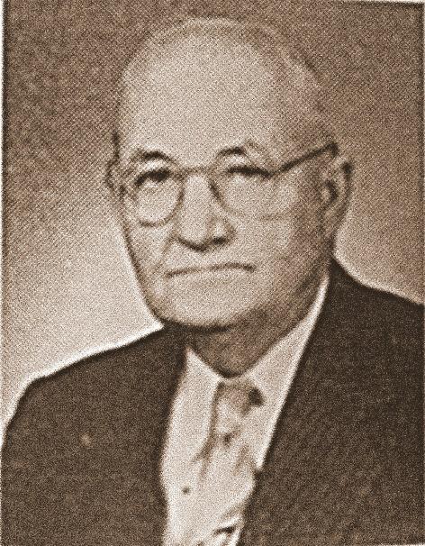 James Henry Swindle, 1953.