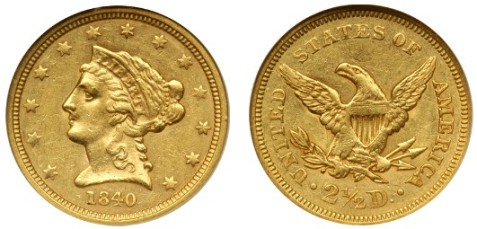 coronet-quarter-eagle-gold