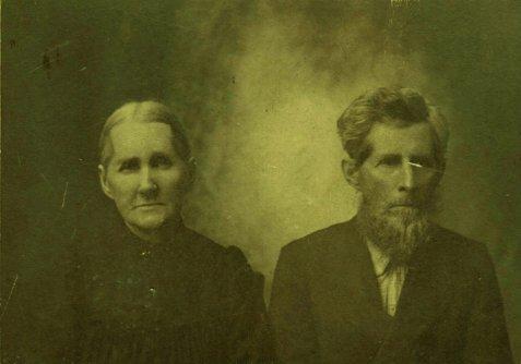 James Swindle & Nancy Jane Parker
