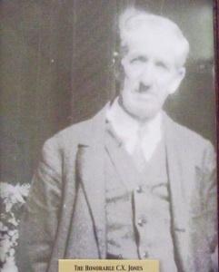 Dr. Charles X. Jones, First Elected Mayor of Ray City, GA