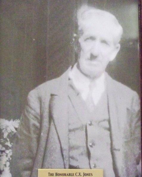 Dr. Charles Xavier Jones, First Mayor of Ray City
