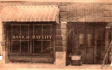 Bank of Ray City