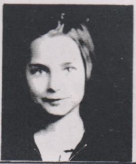 Anna Martha Grissett, 1939. 5th Grade class photo, Ray City School. Ray City, Berrien County, GA