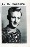 A. C. Hester, Class of 1951, Ray City School, Ray City, GA