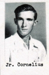 Junior Cornelius, Class of 1951, Ray City School, Ray City, GA