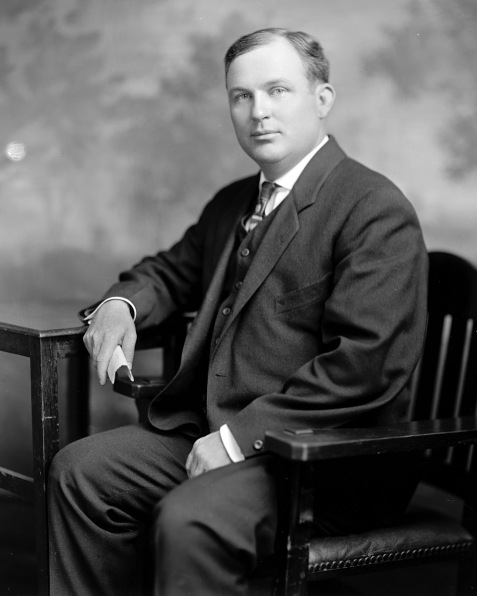 John Randall Walker (February 23, 1874 – July 21, 1942).