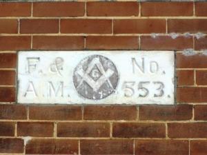 Masons Lodge 553, Ray City, Berrien County, Georgia