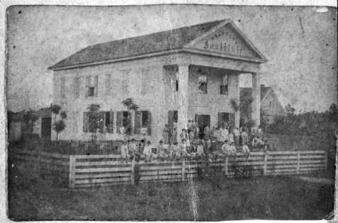 Valdosta Institute, 1866. Valdosta, GA