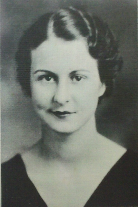 1935 Margaret Carter, sophomore, Georgia State Womans College