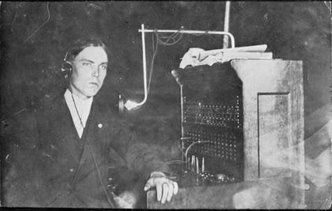 Unidentified 1920s Georgia switchboard operator. Vanishing Georgia, Georgia Archives, Office of Secretary of State. http://cdm.sos.state.ga.us/u?/vg2,7216