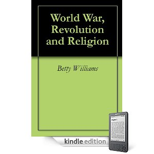 World War, Revolution and Religion from the Journals of Maria Antonieta Poblete