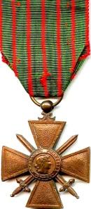 WWI Croix de Guerre