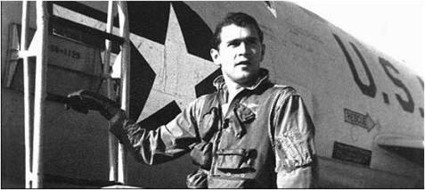 Did George W. Bush ever visit Ray City, GA while he was stationed at Moody AFB? Many pilots do. He certainly would have flown the skies over town as he made the final approach for landings at the base