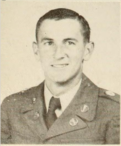 Joe D. Clements, 1952, North Georgia College