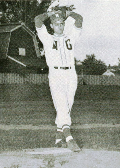 Joseph Donald Clements played baseball for the North Georgia College Cadets.