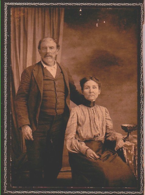 William Henry Mixon and Mary I. Clance