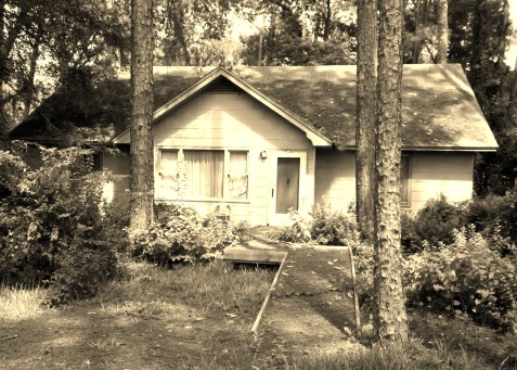 After marriage, Frances Clements and Lawrence Carter built this homeon Bemiss Road, Valdosta, GA.  At the time of construction,  the home was located on the outskirts of the town.