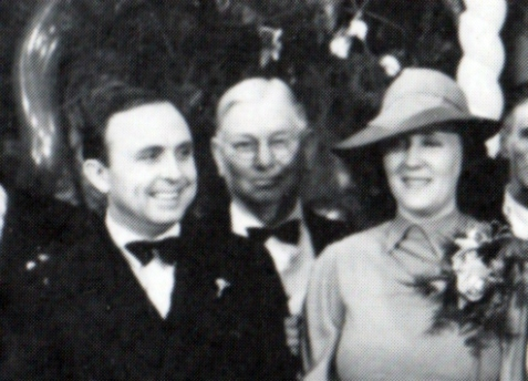Governor Ed Rivers, Sam I. Watson and Mattie Lucille Lashley Rivers.