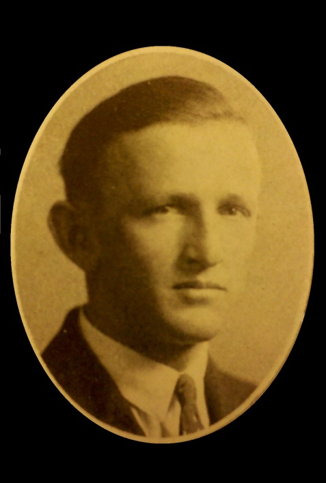 Millard Carnege Townsend of Ray City, GA/ , 1925 Caldron, Mercer University Annual.