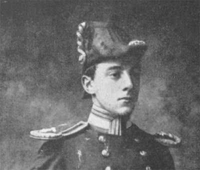 Lieutenant Francis Worthington Craven , while in command of  the HMS Mounsey, rescued hundreds of men from the sinking of the troopship HMS Otranto.