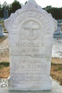 Nancy Catherine Wright Biggles