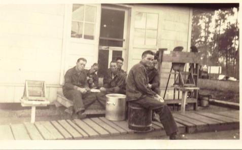 WWII German Prisoners of War in Georgia.