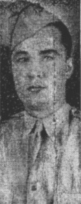 James A. Swindle, Sept 3, 1942, Ft McPherson, GA