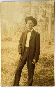 Luther Elthedred Langford, Ray City, GA native and descendant of General Levi J. Knight.
