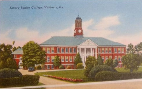 Emory Junior College, 1940s, Valdosta, GA