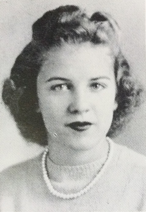 Dorothy Boyette, of Ray City, GA. Attended Georgia State Womans College in 1944.