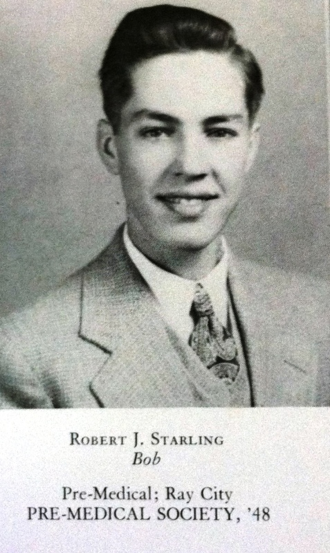 Robert J. Starling, 1948, Emory Junior College, Valdosta, GA