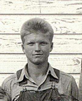 Hubert Felton Comer, 8th Grade, New Lois School, Berrien County, GA.