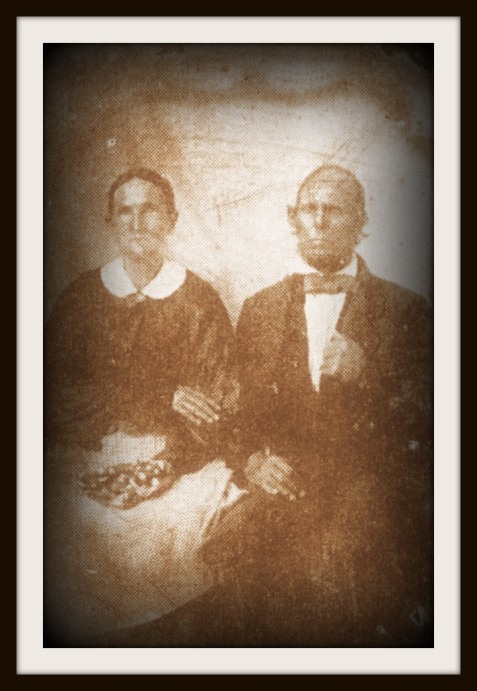 "Nancy ""Mary Ann"" Burnett and Major General David Johnson, Jr. were grandparents of Joseph Howard Pascal Johnson, of Ray City, GA."