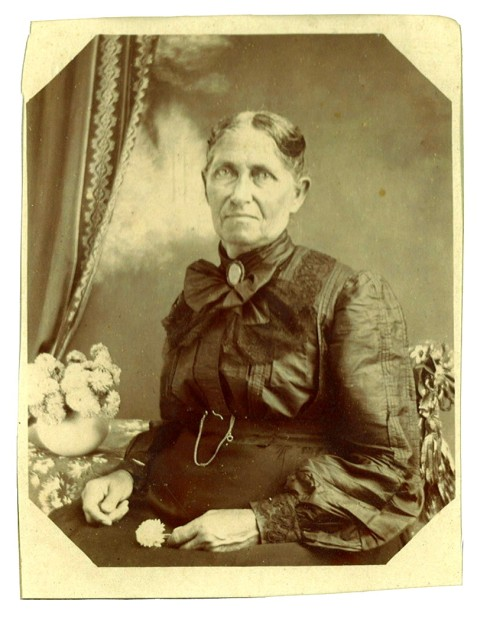 Mary Elizabeth Carroll, wife of 1) William Washington Knight, 2) William Joseph Lamb.