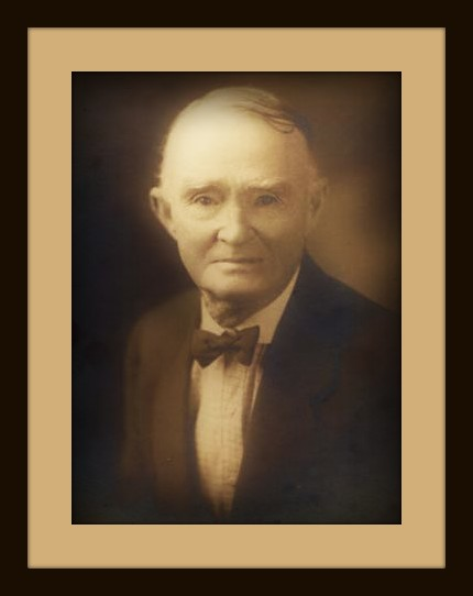 William Floyd Luckie, 1858-1937, operated the Luckie Lumber Company at Ray City, GA
