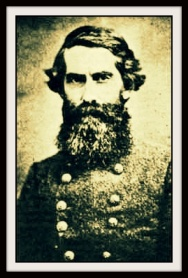 General William H. T. Walker made a plea for the life of Elbert J. Chapman, but followed the orders of his superior officer, General Joseph E. Johnson.