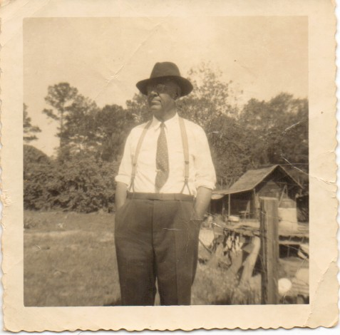 Elijah Fawcett was a Ray City resident from about 1902 through the 1930s.