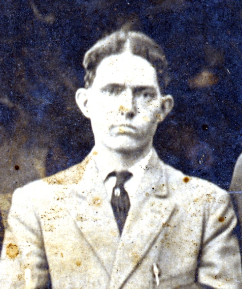 Hod P. Clements of Ray City, GA, 1911.