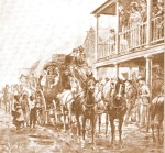 Travel in the South in the 1830s