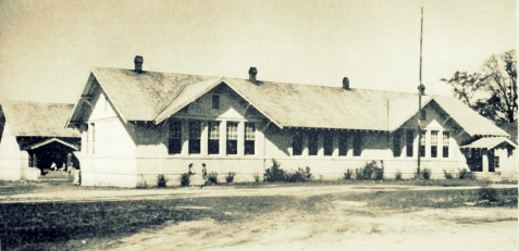 Ray City School, 1948-49, C. W. Schmoe, Principal.