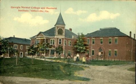 Georgia Normal College and Business Institute Abbeville GA