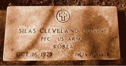 Grave of Silas Cleveland Conine, Roseland Cemetery, Monticello, FL.