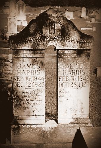 james-harris-gravesite