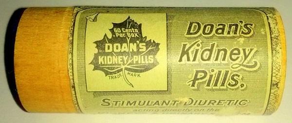 Doan's Kidney Pills