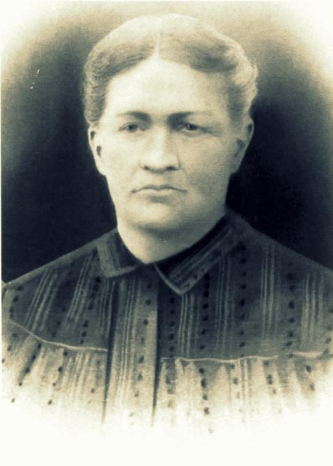 Martha Gordon Sloan, wife of James Murray Sloan. Image courtesy of www.berriencountyga.com