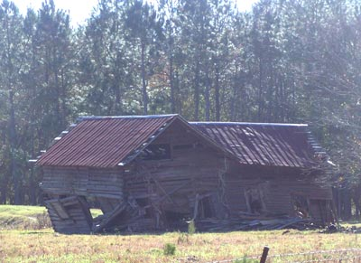 House at Clements Sawmill