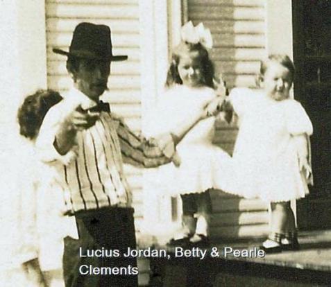 Lucius Jordan Clements, with Helen Elizabeth