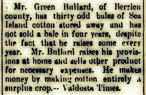 1895-feb-15 Tifton Gazette green bullard