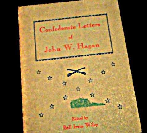 Confederate Letters of John W. Hagan